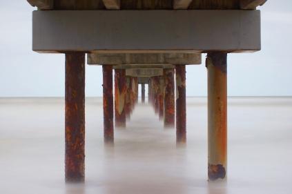 Saint Augustine Beach Pier